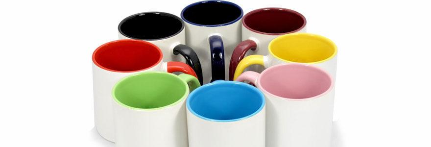 Les mugs personnalisés